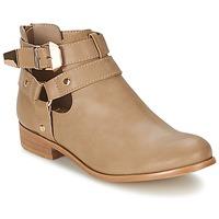 Παπούτσια Γυναίκα Μπότες Moony Mood BEZAH Beige