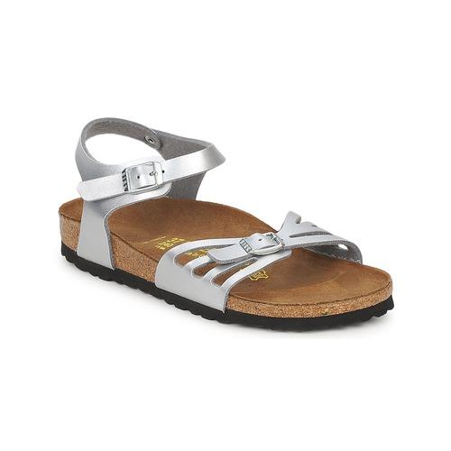 Παπούτσια Γυναίκα Σανδάλια / Πέδιλα Birkenstock BALI Silver