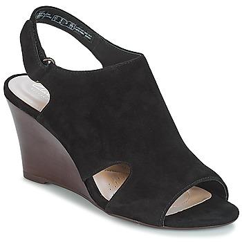 Παπούτσια Γυναίκα Σανδάλια / Πέδιλα Clarks Raven Mist Μαυρο / Sde