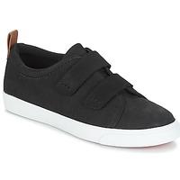 Παπούτσια Γυναίκα Χαμηλά Sneakers Clarks Glove Daisy Μαυρο / Combi / Nbk
