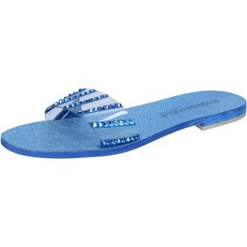 Παπούτσια Γυναίκα Σανδάλια / Πέδιλα Eddy Daniele AW491 Μπλε