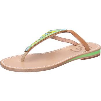 Παπούτσια Γυναίκα Σανδάλια / Πέδιλα Eddy Daniele AW384 Πολύχρωμος