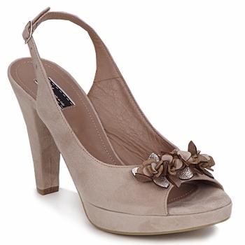 Παπούτσια Γυναίκα Σανδάλια / Πέδιλα Vic CALIPSO DRAL Beige