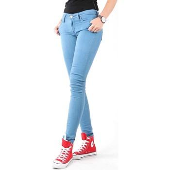 Υφασμάτινα Γυναίκα Skinny jeans Levi's Super Skinny Coupe 11997-0215 blue
