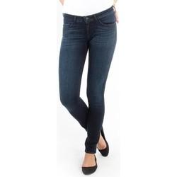 Υφασμάτινα Γυναίκα Skinny jeans Wrangler Jeans   Courtney blue shelter W23SU466N blue
