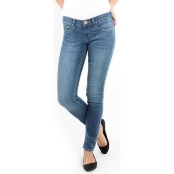 Υφασμάτινα Γυναίκα Skinny jeans Lee Spodnie Damskie  357SVIX Lynn  Skinny blue