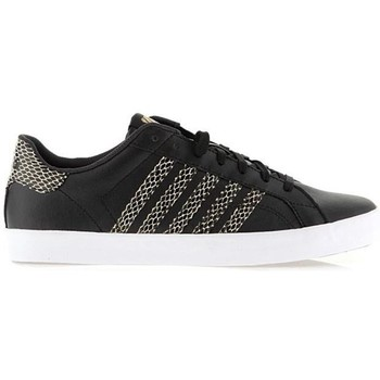 Παπούτσια Γυναίκα Χαμηλά Sneakers K-Swiss Women's Belmont So Snake 93736-049-M black