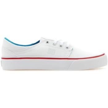 Παπούτσια Γυναίκα Χαμηλά Sneakers DC Shoes DC Trease TX ADJS300078-WUR white