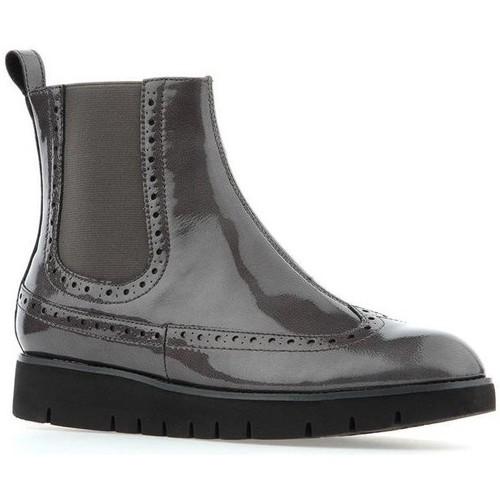 Παπούτσια Γυναίκα Μπότες Geox Wmns  D Blenda D640BA-000EV-C9002 grey