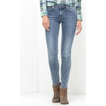 Υφασμάτινα Γυναίκα Skinny jeans Lee Scarlett Skinny L526WMUX blue