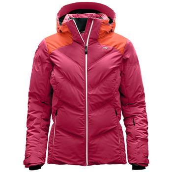 Υφασμάτινα Γυναίκα Μπουφάν Kjus Kurtka  Ladies Snow Down LS15-709 30518 pink