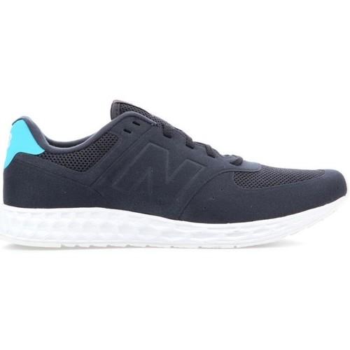 Παπούτσια Άνδρας Χαμηλά Sneakers New Balance Mode De Vie MFL574NB black