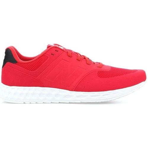 Παπούτσια Άνδρας Χαμηλά Sneakers New Balance Mode De Vie MFL574RB red