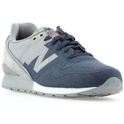 Παπούτσια Άνδρας Χαμηλά Sneakers New Balance MRL996FT grey