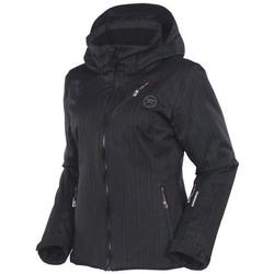 Υφασμάτινα Γυναίκα Αντιανεμικά Rossignol VELA JKT W RL2WJ12-200 black