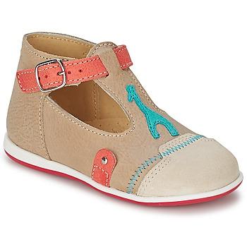 Παπούτσια Παιδί Σανδάλια / Πέδιλα Citrouille et Compagnie GALENE Beige / TAUPE
