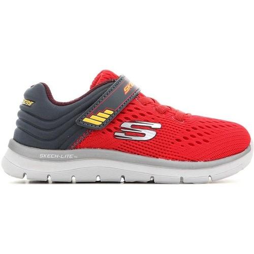 Παπούτσια Παιδί Χαμηλά Sneakers Skechers Skech-Lite-Micro 95054N-RDCC red