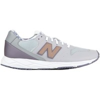 Παπούτσια Γυναίκα Χαμηλά Sneakers New Balance Wmns WRT96PCB grey