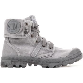 Παπούτσια Γυναίκα Ψηλά Sneakers Palladium US Baggy W 92478-066-M grey