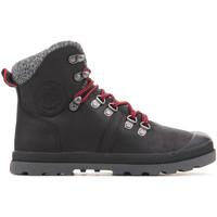 Παπούτσια Γυναίκα Πεζοπορίας Palladium Pallabrouse Hikr 95140-041 black