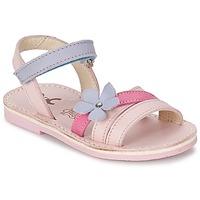 Παπούτσια Κορίτσι Σανδάλια / Πέδιλα Citrouille et Compagnie ERTUNA Multicolore