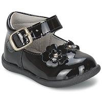 Παπούτσια Κορίτσι Μπαλαρίνες Citrouille et Compagnie ASKO Black