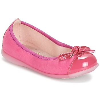 Παπούτσια Κορίτσι Μπαλαρίνες Citrouille et Compagnie MIXOUBET Fuchsia