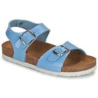 Παπούτσια Κορίτσι Σανδάλια / Πέδιλα Citrouille et Compagnie INIALE μπλέ
