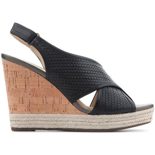 Παπούτσια Γυναίκα Σανδάλια / Πέδιλα Geox D Janira C D82P6C 06RBC C9999 black