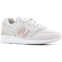 Παπούτσια Γυναίκα Χαμηλά Sneakers New Balance WL697SHA brown