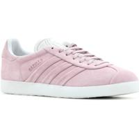 Παπούτσια Γυναίκα Χαμηλά Sneakers adidas Originals Adidas Gazelle Stitch and Turn W BB6708 pink