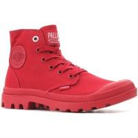 Παπούτσια Ψηλά Sneakers Palladium Pampa Hi Mono U 73089-607-M red