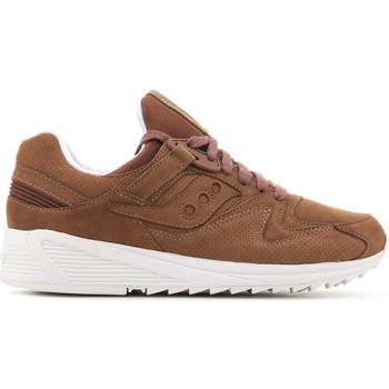 Παπούτσια Άνδρας Χαμηλά Sneakers Saucony Grid 8500 HT S70390-2 brown