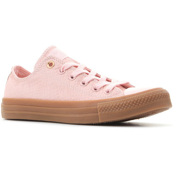 Παπούτσια Γυναίκα Χαμηλά Sneakers Converse Ctas OX 157297C pink