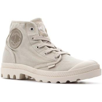 Παπούτσια Γυναίκα Ψηλά Sneakers Palladium Pampa Hi 92352-238-M beige
