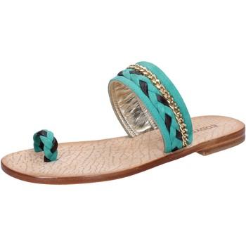 Παπούτσια Γυναίκα Σανδάλια / Πέδιλα Eddy Daniele AX720 πράσινος