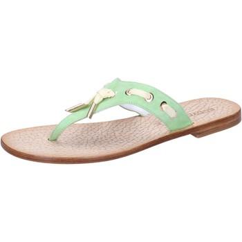 Παπούτσια Γυναίκα Σανδάλια / Πέδιλα Eddy Daniele AW326 πράσινος