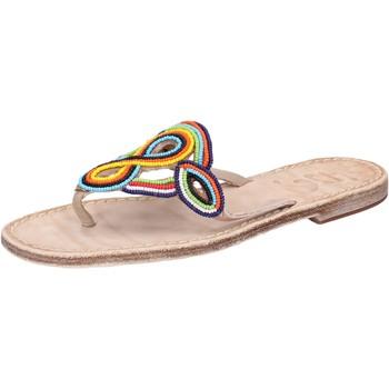 Παπούτσια Γυναίκα Σανδάλια / Πέδιλα Eddy Daniele AV408 Πολύχρωμος