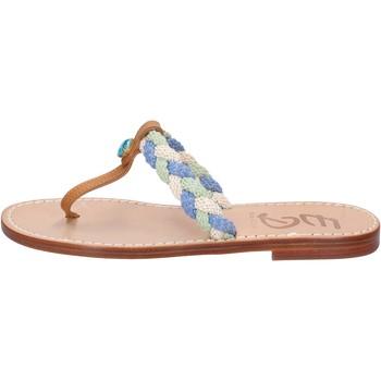 Παπούτσια Γυναίκα Σανδάλια / Πέδιλα Eddy Daniele AW522 Πολύχρωμος