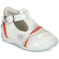 Παπούτσια Κορίτσι Μπαλαρίνες GBB MARINA Vvn / Nacre-corail / Dpf / Kezia