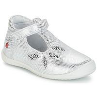 Παπούτσια Κορίτσι Μπαλαρίνες GBB MARGOT Vte / Argenté / Dpf / Zafra