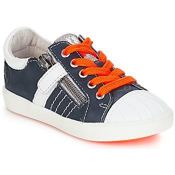 Παπούτσια Αγόρι Χαμηλά Sneakers GBB MAXANCE Vte /  marine-άσπρο / Dpf / 2706