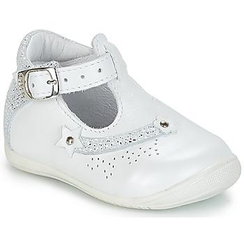 Παπούτσια Κορίτσι Σανδάλια / Πέδιλα GBB PASCALE Vte / Άσπρο / Dpf / Kezia