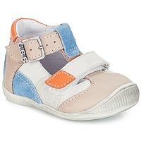 Παπούτσια Αγόρι Χαμηλά Sneakers GBB PIERRE Vtc / Γκρι-μπλε / Dpf / Raiza