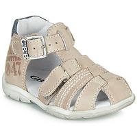 Παπούτσια Αγόρι Σανδάλια / Πέδιλα GBB PRIGENT Grey