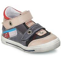 Παπούτσια Αγόρι Χαμηλά Sneakers GBB PEPINO Vte / ΓΚΡΙ-jeans / Dpf / Snow