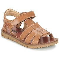 Παπούτσια Αγόρι Σανδάλια / Πέδιλα GBB PATHE Vte / Brown / Dpf / Lisbonna