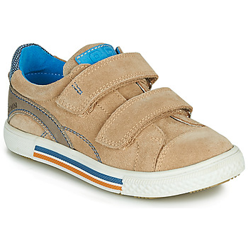 Παπούτσια Αγόρι Χαμηλά Sneakers Catimini PERRUCHE Beige
