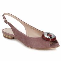 Παπούτσια Γυναίκα Σανδάλια / Πέδιλα Fericelli PITOUCLI Camoscio / Malva