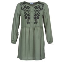 Υφασμάτινα Γυναίκα Κοντά Φορέματα Betty London JARAZA Kaki